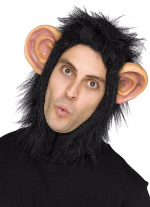 Chimp Headpiece