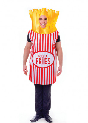 French Fries Costume