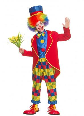 Circus Clown Boy