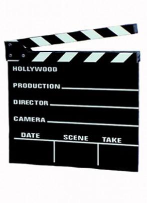 Clapper Board (Hollywood Movies) (30cm x 26.5cm)