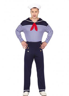 Classic Sailor Mens Costume