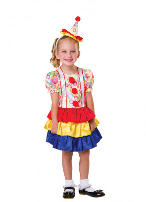 Cutie Clown - Toddler