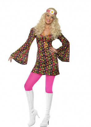 Hippy CND Dress Costume