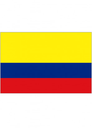 Colombia Flag 5x3