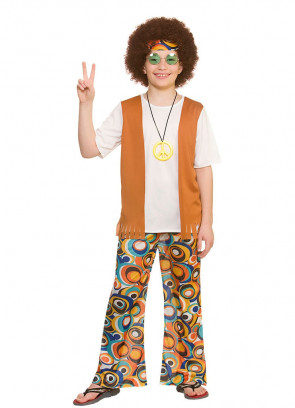 Cool Hippie Boy
