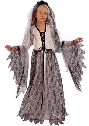 Velvet Girls Corpse Bride Costume