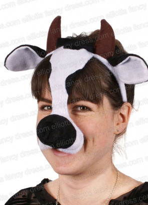 Cow Mask with Sound