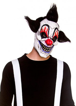 Crazy Clown Mask
