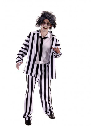 Crazy Ghost Humbug Costume