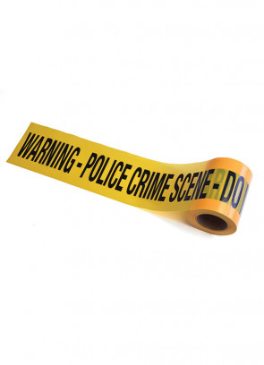 Crime Scene Tape - 30m