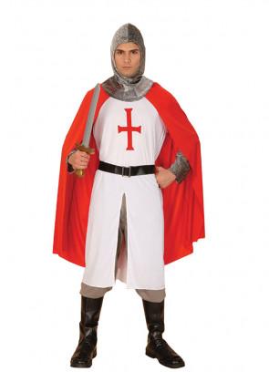 Medieval Crusader Costume