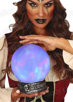 Crystal Ball with Light up FX & Spooky Sound