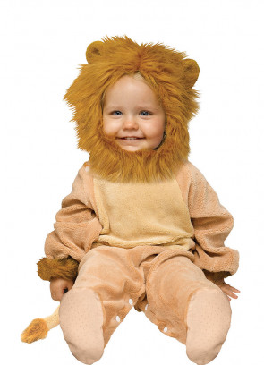 Cuddly Lion Jumpsuit