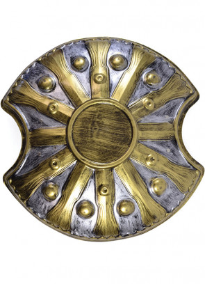 Curved Warrior Shield
