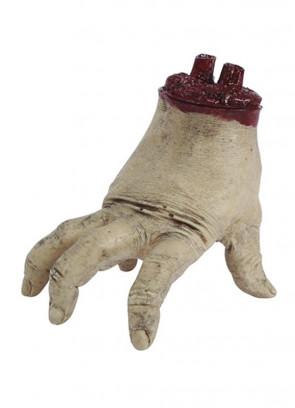 Cut off Creepy Human Hand Prop - 15cm x 15cm