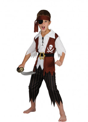 Cutthroat Pirate Costume