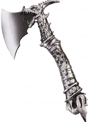 Dark Royalty Dragon Axe - 34cm