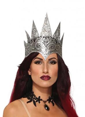 Dark Royalty – Lace Queen Crown