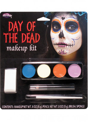 Day of the Dead Make-up Kit - Ghost Girl