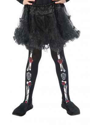 Tights (Day of the Dead) (Kids)