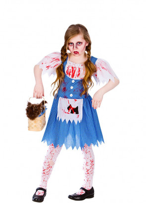 Deadly Dorothy Costume (Girls)