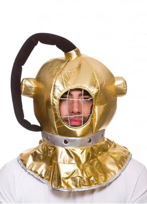 Deep Sea Diver Helmet