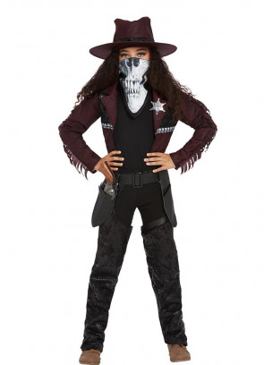 Deluxe Dark Spirit Cowgirl – Girls
