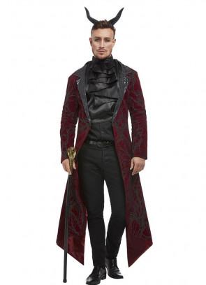 Deluxe Devil Mens Coat