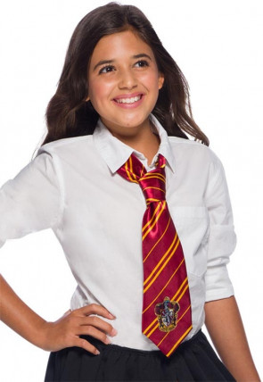 Deluxe Gryffindor Tie - Harry Potter