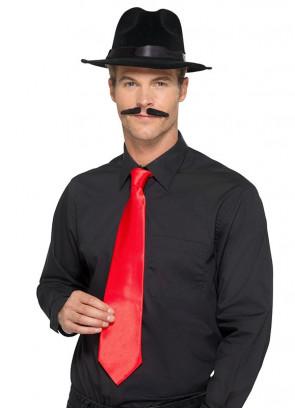 Deluxe Red Gangster Tie