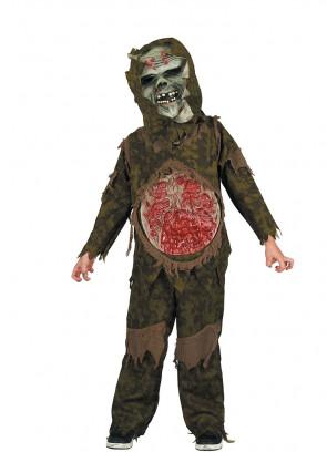 Demon Costume & Mask
