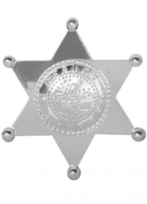 Deputy Sheriff Badge 75mm