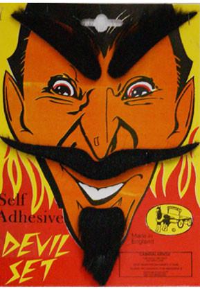 Devil Set Moustache