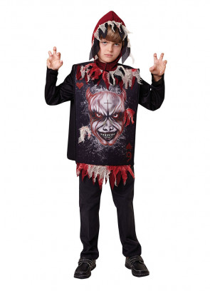 Evil Devil Tabard - The Nine of Demon Hearts