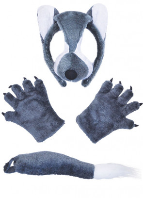 Wolf Disguise Kit