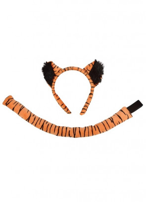 Tiger set (Ears and Tail)
