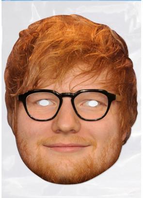 Ed Sheeran Card Face Mask