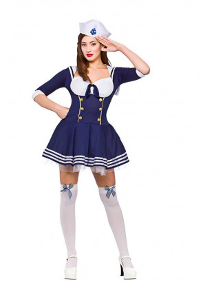 Hello Sailor Costume