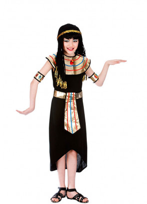 Queen of the Nile (Cleopatra) (Girls) Costume