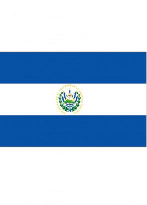El Salvador Flag 5x3