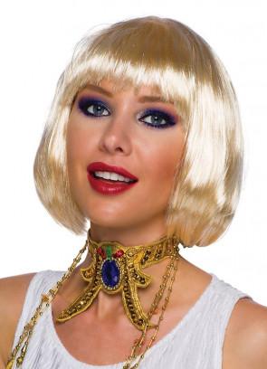 Elegant Bob Wig in Blonde