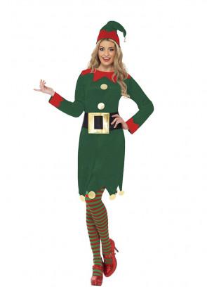 Elf Lady Costume