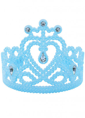 Blue Heart Tiara (Snow Queen)