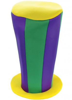 Jumbo Clown Hat - Mad Hatter