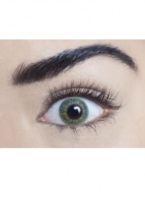 Emerald Green Coloured Contact Lenses - 30 Day