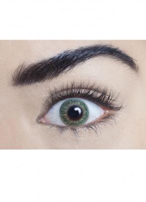 Emerald Green Coloured Contact Lenses - 30 Day
