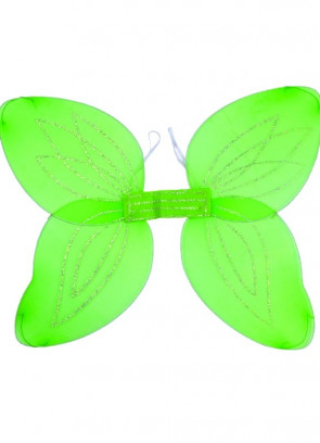 Forest Fairy or Pixie Wings Green 49x55cm