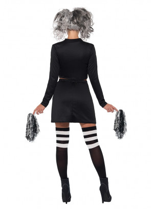 Gothic Cheerleader