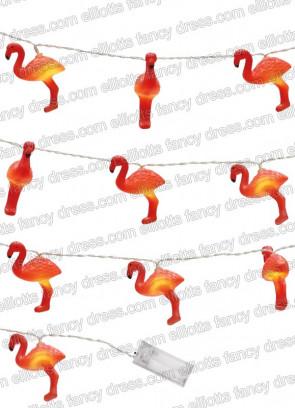 Flamingo LED String Lights - 10 Led Lights 1.65cm
