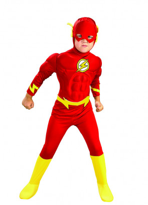 The Flash Deluxe Superhero - Costume Boys